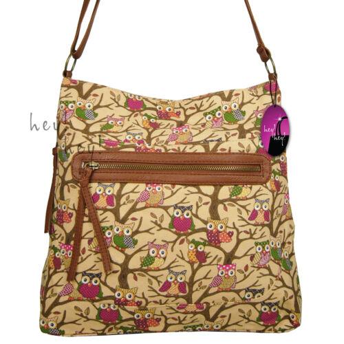 Handbag Large Across Cross Body Bag Long Adjustable Shoulder Strap Zipped Tote
