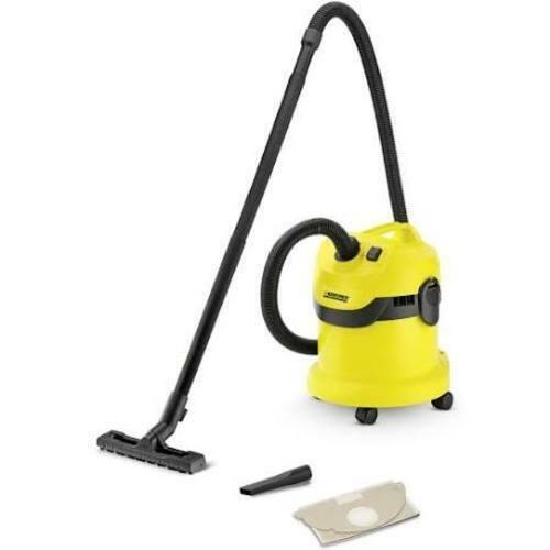Aspirateur Pro poussiére eau fin de chantier bricolage pour tout nettoyage