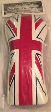 BNIB SCOTTY CAMERON 2014 BRITISH FLAG FAIRWAY FW WHITE HEADCOVER COVER