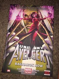 Uncanny Avengers HC Hardcover Rick Remender Steve McNiven Volume 3 Marvel