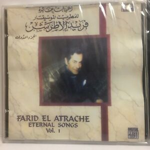 Farid-al-Atrash-Artist-Eternal-Songs-Vol-1-CD-Arabic-Music-19
