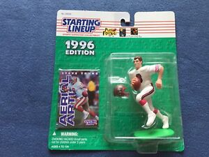 1996 STEVE YOUNG (HALL OF FAME) SAN FRANCISCO S.F. 49ERS (RARE) STARTING LINEUP