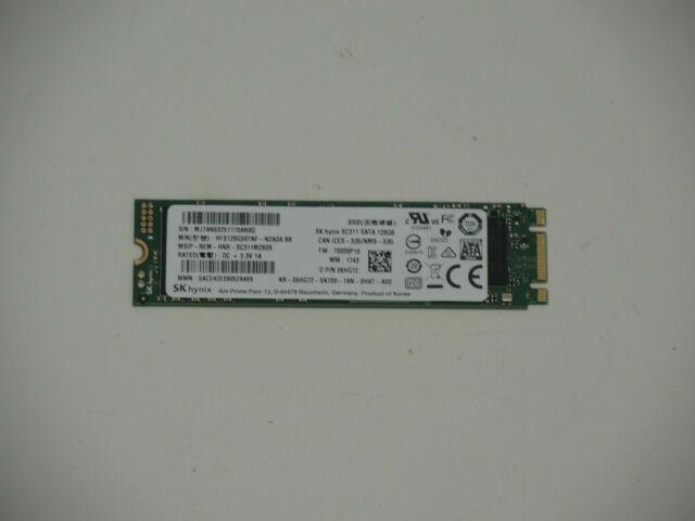Used SK Hynix 128GB HFS128G39TNF-N2A0A // 06HG72 SC311 SATA  M.2 2280 SSD