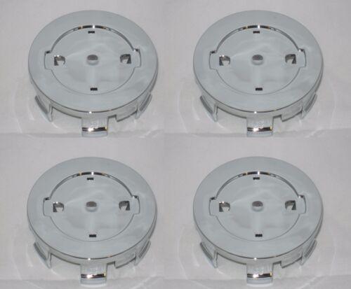 4 FITS NISSAN FRONTIER PATHFINDER XTERRA CHROME WHEEL RIM CENTER CAP 99-0502