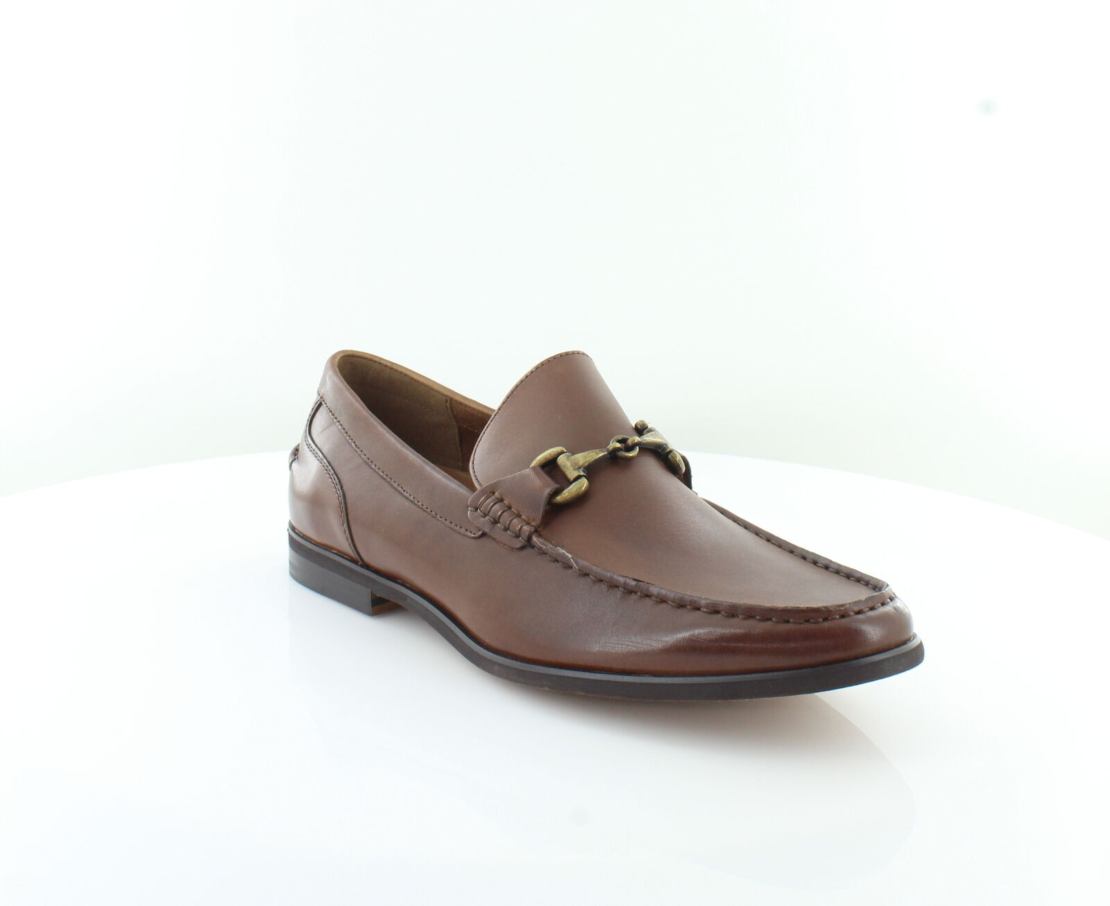 Kenneth Cole Reaction Crespo Loafer 2.0 Men's Loafers & Slip-Ons Cognac Size 11