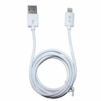 USB 12cm Dati Carica Cavo Corto Sincronizzare in Nylon Spina per Apple IPHONE