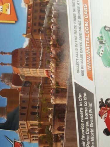 Details about  /Disney Pixar Cars HARUMI TUNERS /& CARTNEY CARSPER diecast FIAT Race Fan Mattel