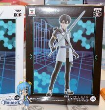 SWORD ART ONLINE The Movie -Ordinal Scale- Kirito figure Official by BANPRESTO