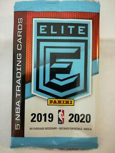 2019-20 Panini Donruss Elite NBA Basketball Trading Card Sealed packet Zion