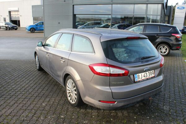 Ford Mondeo 2,0 TDCi 140 Collection stc. - billede 4