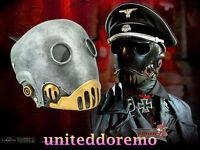Hellboy Kroenen Finally Battle Gas Masquerade Mask Cosplay Prop Resin Mask