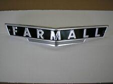 Ih Farmall H Hv M Mv Md Mdv Farmall Front Grill Emblem 21 46 2