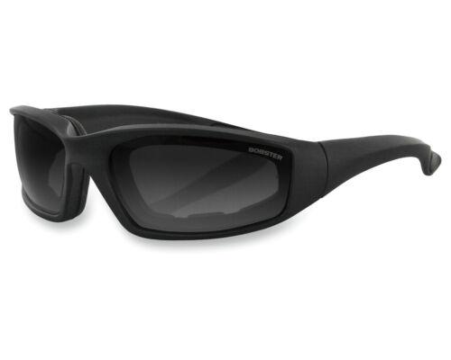 Bobster Foamerz II Sunglasses Black/Smoke