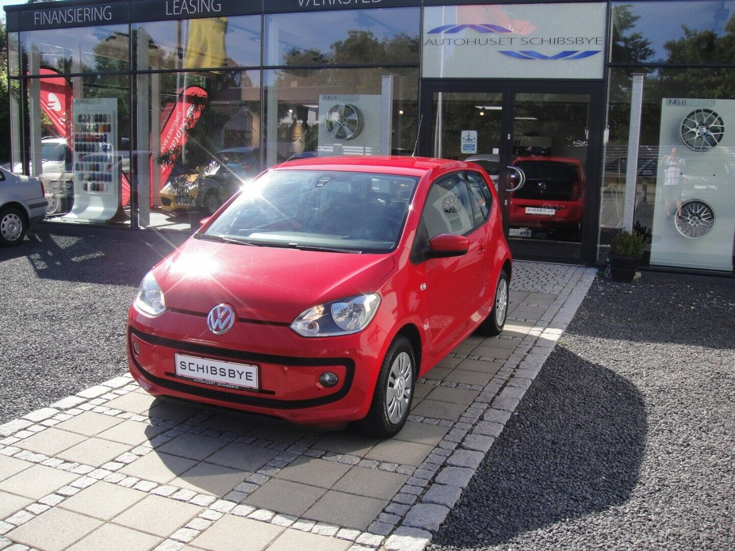 VW Up! 1,0 75 Move Up! 3d