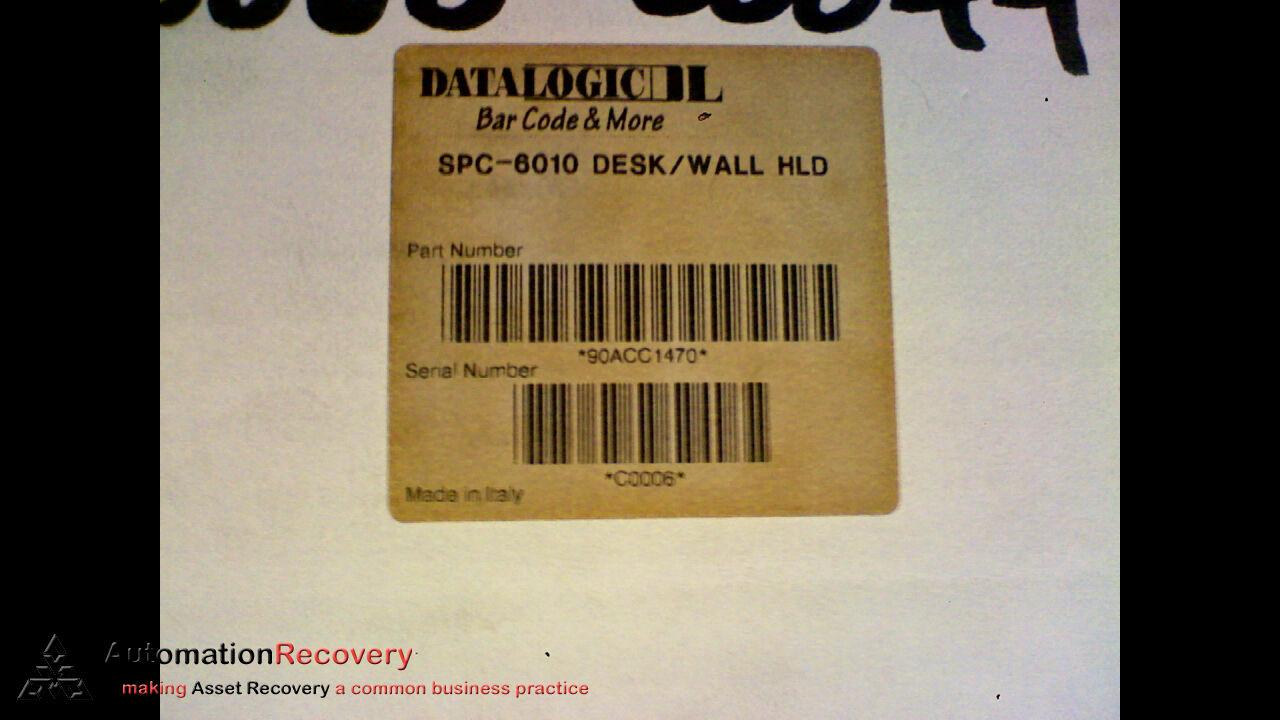 Datalogic Spc-6010 Desk//Wall Holder for Scanner Spc-6010