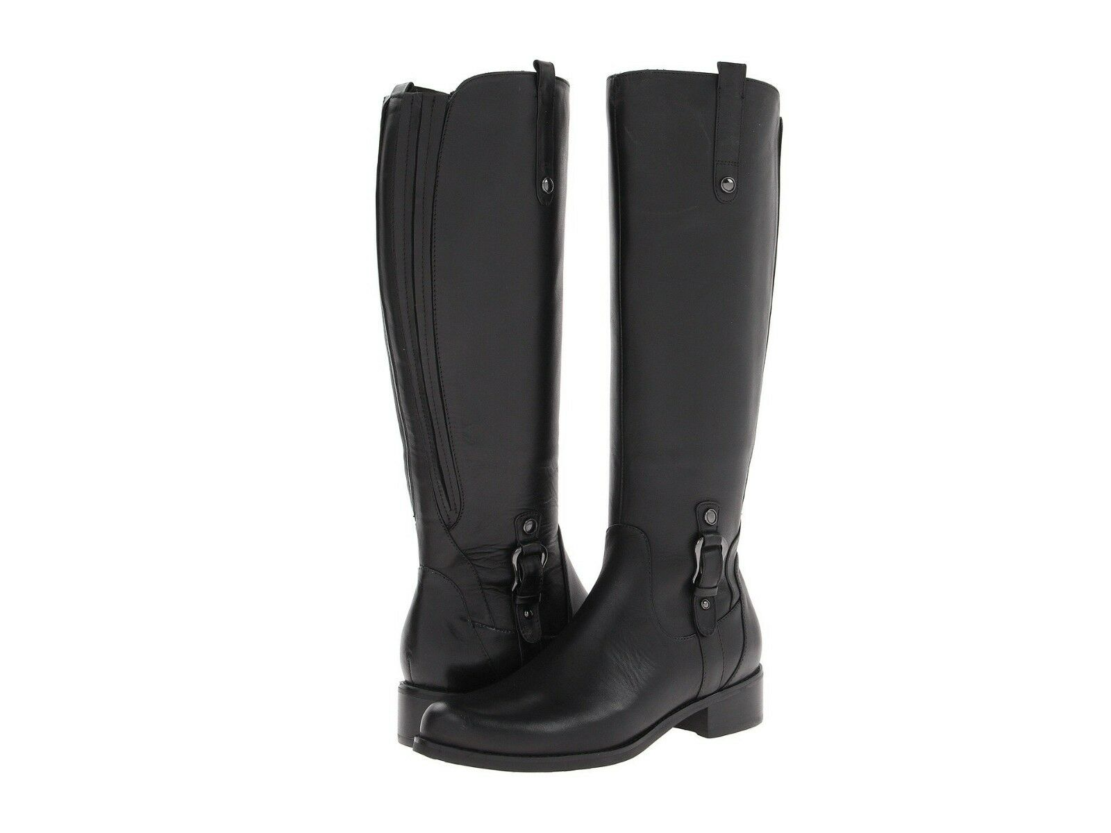 New BLONDO Venise Waterproof Black Waterproof Venise Riding Boots sz 6 M faa978
