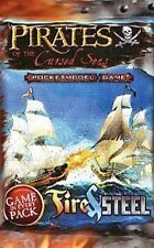 WIZKIDS PIRATES : FIRE & STEEL 36 BOOSTER PACKS NEW SEALED