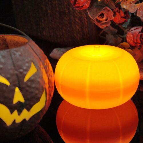 Halloween Light LED Pumpkin Light with Remote and Timer Jack-O-Lantern Light