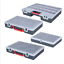 thumbnail 1 - Storage Case Tool Box DIY With Multi Compartments In 3 Good Sizes, Stackable