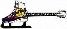 Hard Rock Cafe SKYDOME TORONTO 2002 ICE SKATE GUITAR PIN - HRC Catalog #15231