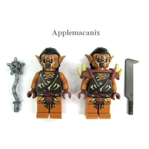 NEW LEGO The Hobbit 79011 Dol Guldur Ambush GUNDABAD ORCS Minifigures Figure 2
