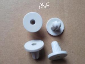 FIX9G-9mm-CAR-TRIM-BODY-PANEL-RETAINER-FIXING-LOCKING-CLIP-x12