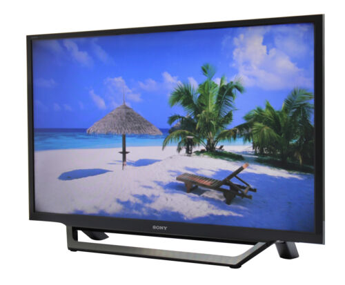 Built-in WiFi 2 x HDMI /& 2 x USB Ports Sony W600D 32-Inch Smart LED TV w// 720p