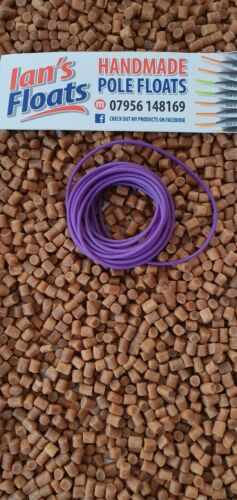3m length HIGHEST QUALITY HOLLOW   POLE ELASTIC RATED 12-16