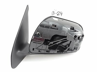 FOR Toyota 2012-2015 Tacoma Mirror Manual Textured LH New