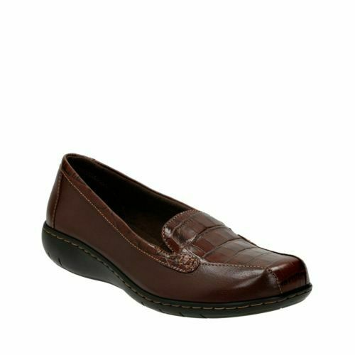 on Shoes Brown Clarks Slip Bayou f6Yv7bgy