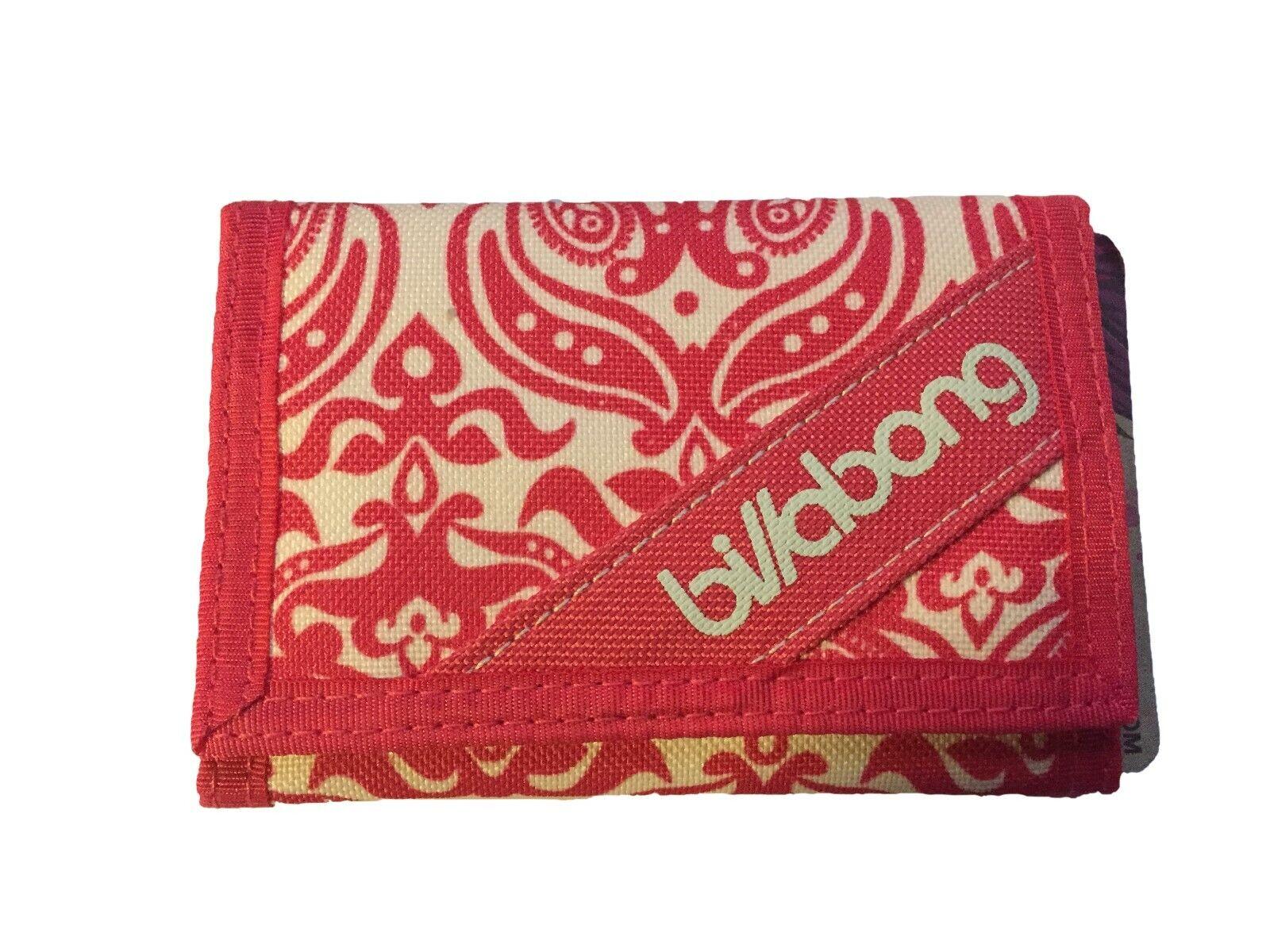 Geldbeutel Wallet Billabong Candide pomegrante (B100-E1-1)