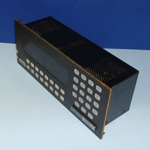 A *PZF* UTICOR TECHNOLOGY PROGRAMMABLE MESSAGE DISPLAY 76711-16 REV