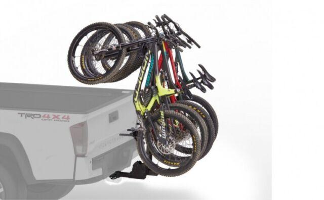 "YAKIMA HangOver 4 #8002484, 4 Bike Carrier, 2"" Hitch Bicycle Rack"