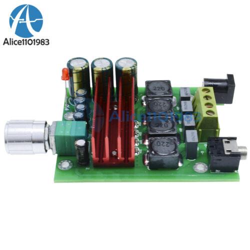 Green//Yellow TPA3116D2 NE5532 100W OPAMP Audio Digital Subwoofer Amplifier Board