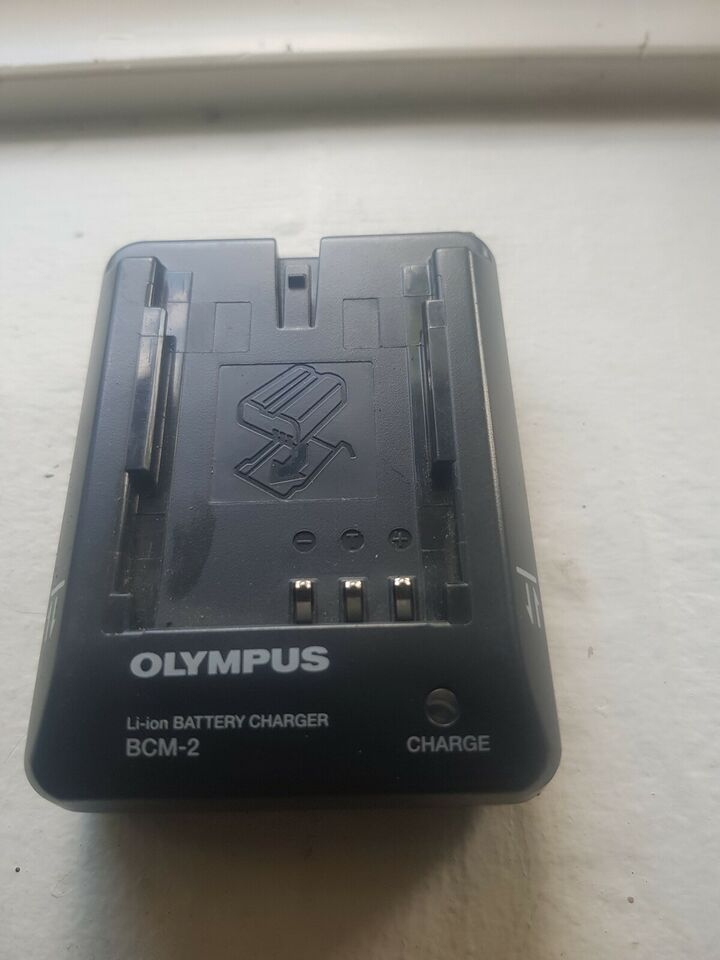 Oplader, Olympus, Bcm-2