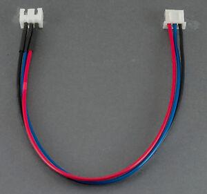 1 JST / JST-XH 2S Balance Wire Extension Adapter - 20CM