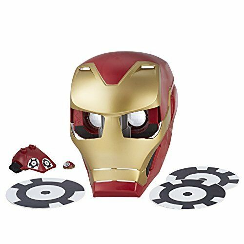The Avengers AVENGERS Marvel Infinity War Hero Vision Iron Man AR Experience Fig