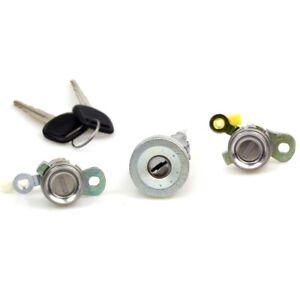 Ignition Switch Door Lock For 90 97 Toyota Landcruiser Fzj80 Hdj80 Hzj81 Fj80 Ebay