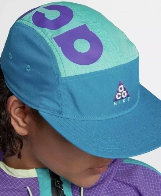 70c4ca778d1 Nike ACG Aw84 Adjustable 5 Panel Hat Ao2104 439 Adult Unisex Grape for sale  online