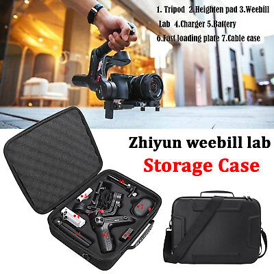 PU Leather Carrying Camera Battery Case Memory Card Protective Cover Storage Bag