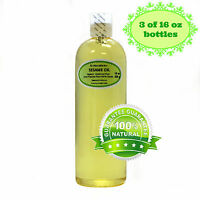 Soybean Oil Soy Oil By Dr.adorable 100% Pure Organic Cold Pressed 2oz-up To7lb