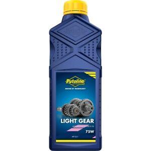 Putoline-Light-Gear-Oil-SAE-75W-Motorcycle-Motorbike-MX-Gearbox-Oil-1L