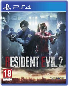 Resident Evil 2 Remake -uncut- (PS4)