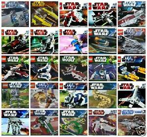 LEGO-star-wars-polybags-exclusives-promotionals-sondersets-rare