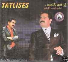 IBRAHIM TATLISES: Aghlama, Aleem,Orfa, Bashou Doman, Bilam, Daghlar ~ Turkish CD