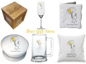 Image Is Loading PERSONALISED BIRTHDAY Fun NOVELTY Unusual Gift Ideas For