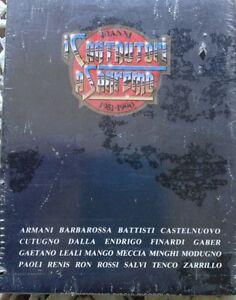 Lotto-stock-box-2-MC-musicassetta-i-cantautori-a-Sanremo-sigillate-cassetta-k7