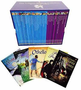 The-Usborne-Reading-Collection-40-Books-Box-Set-Series-2-3-for-Confident-Readers