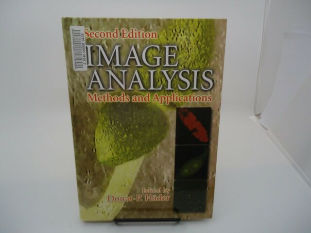 Image Analysis Methods and Applications 2nd Edition HARDCOVER VERYGOOD