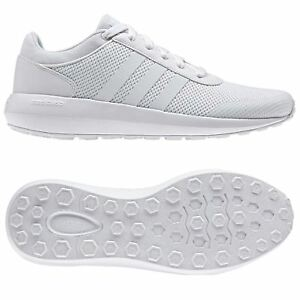 9bcee0941 ... black white womenadidas tennis sneakershuge discount e17aa 121ce  spain  image is loading adidas neo cloudfoam race trainers men 039 s d46a3 fb7ad